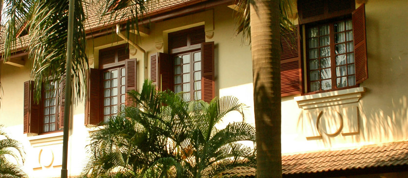 Luxury Colonial Boutique Hotel in Vientiane | The Settha Palace Hotel, Vientiane, Laos