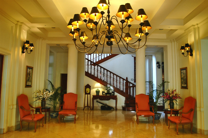 Luxury Hotel in Vientiane | The Settha Palace Hotel, Vientiane, Laos