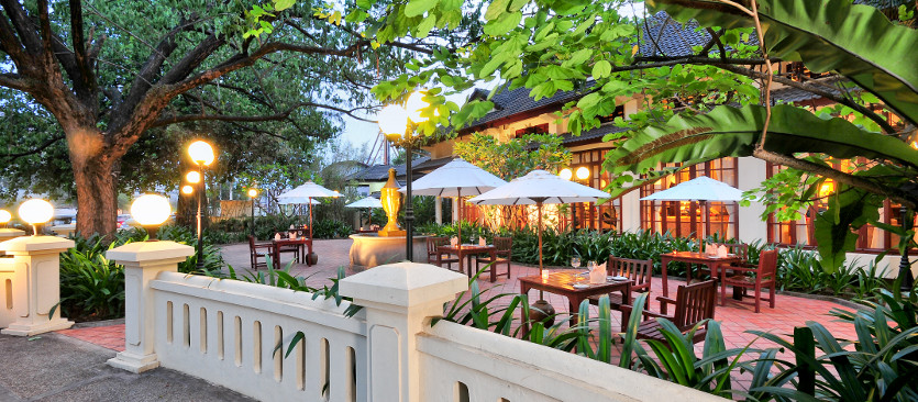 Luxury Hotel In Vientiane The Settha Palace Laos
